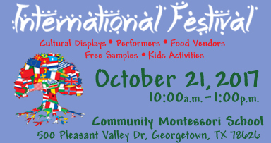 International Festival @ CMS Playground