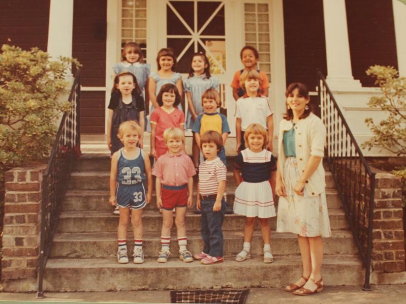 CMS 1st class, 1981